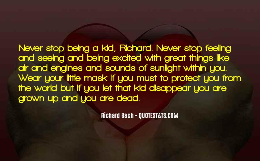 Being Great Quotes #28347