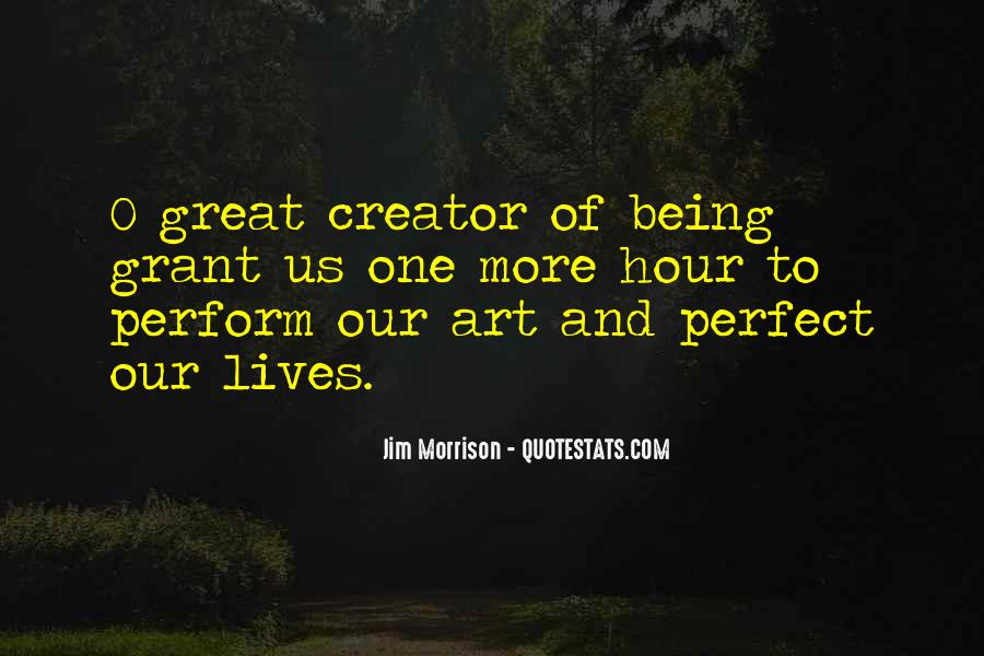 Being Great Quotes #61333