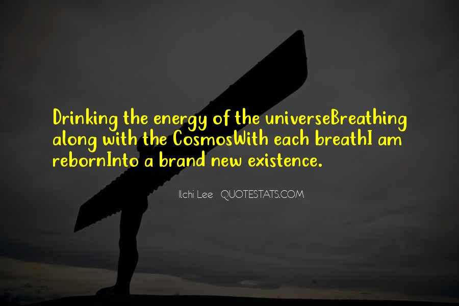 Quotes About The Universe Energy #133116