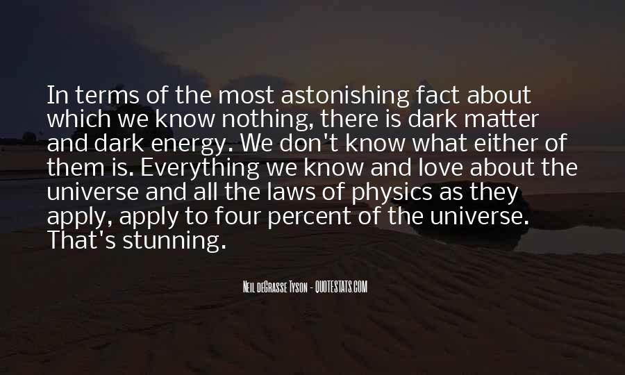 Quotes About The Universe Energy #503829