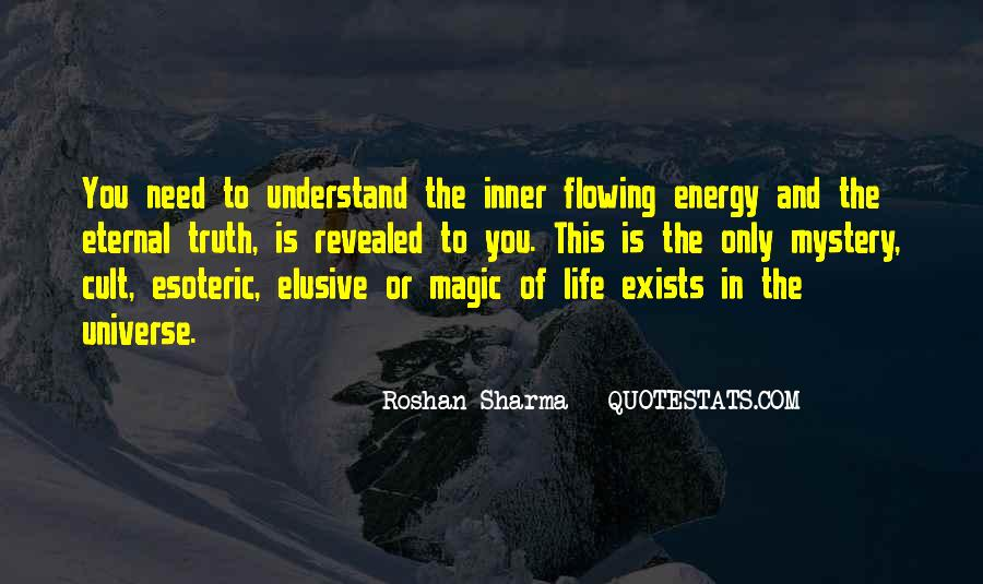 Quotes About The Universe Energy #598636