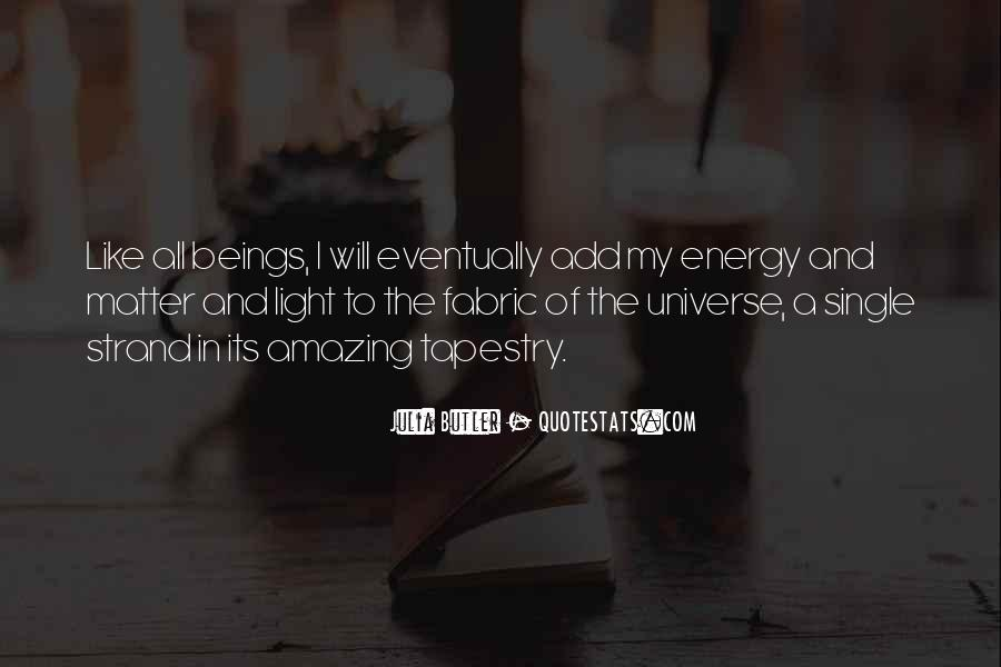 Quotes About The Universe Energy #668719