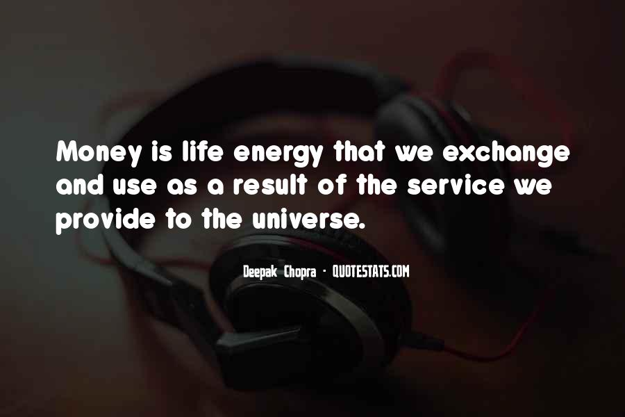 Quotes About The Universe Energy #801171