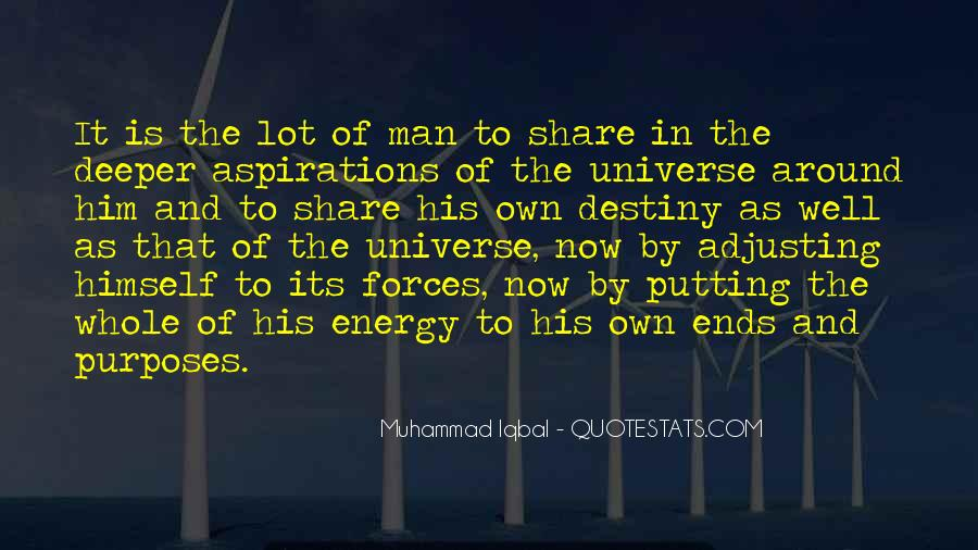 Quotes About The Universe Energy #816898