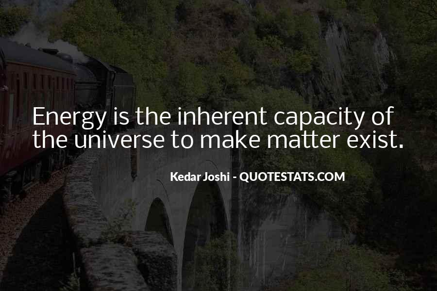 Quotes About The Universe Energy #829447