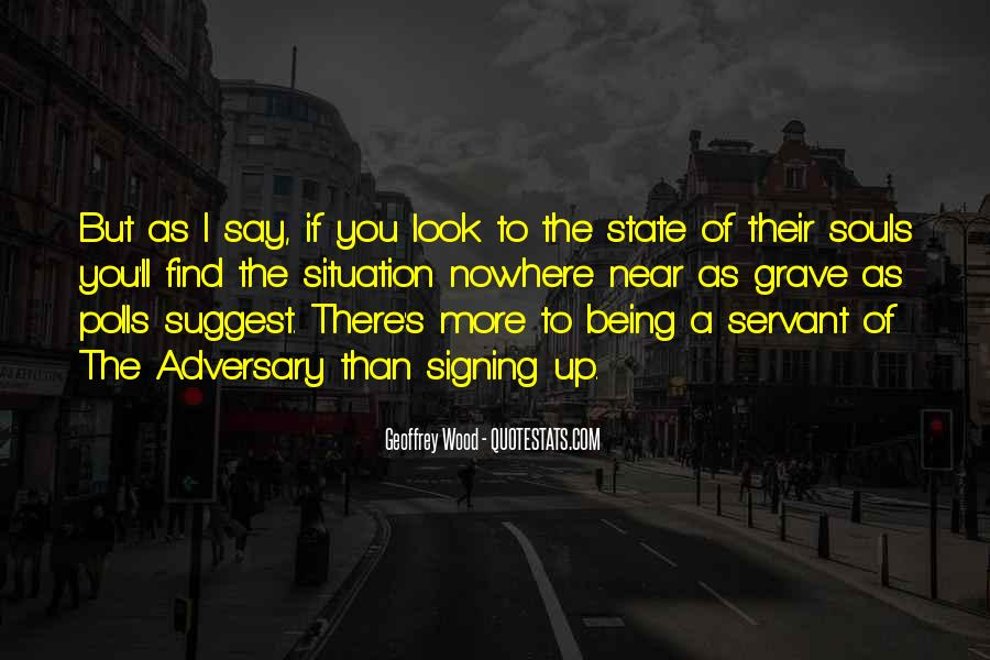 Being Near You Quotes #1439483