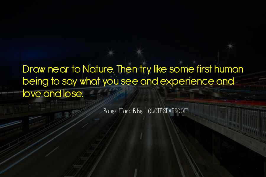 Being Near You Quotes #255285
