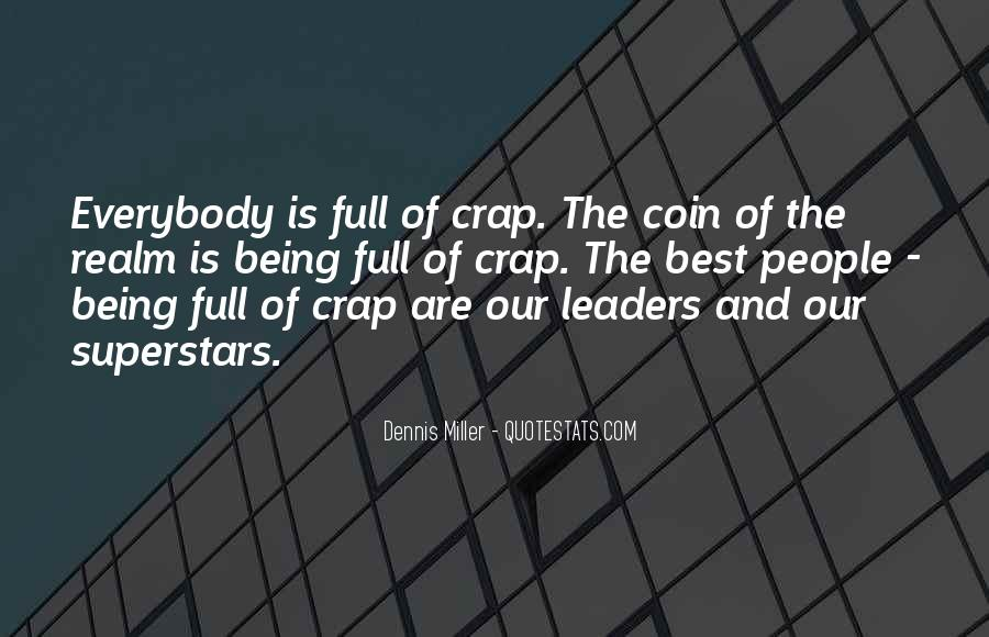 Being The Best Leader Quotes #1758711
