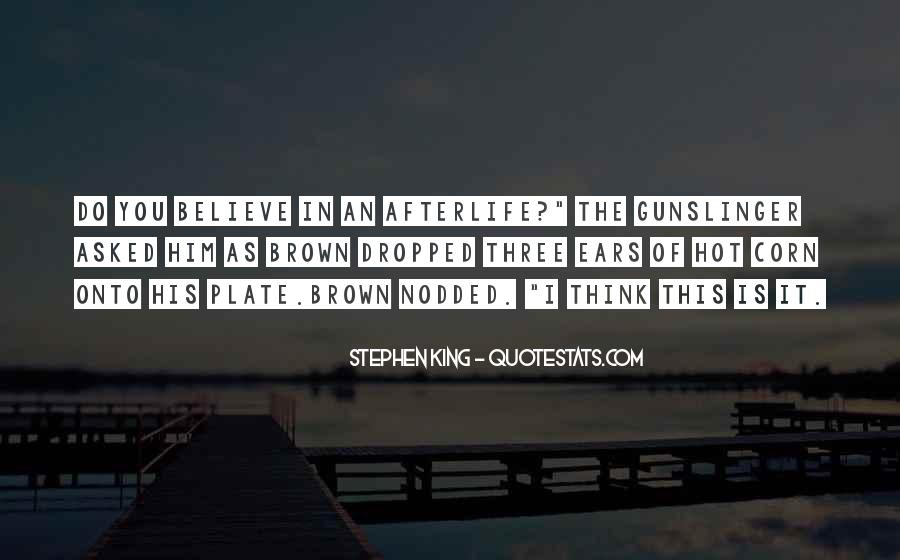 Believe In No One But Yourself Quotes #878