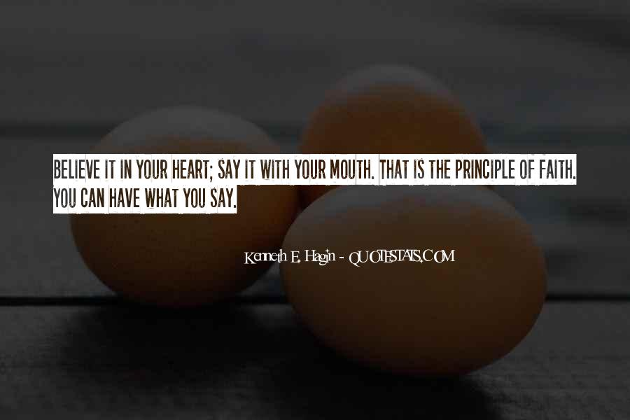 Believe In Your Heart Quotes #1130264