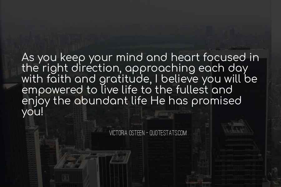 Believe In Your Heart Quotes #315188