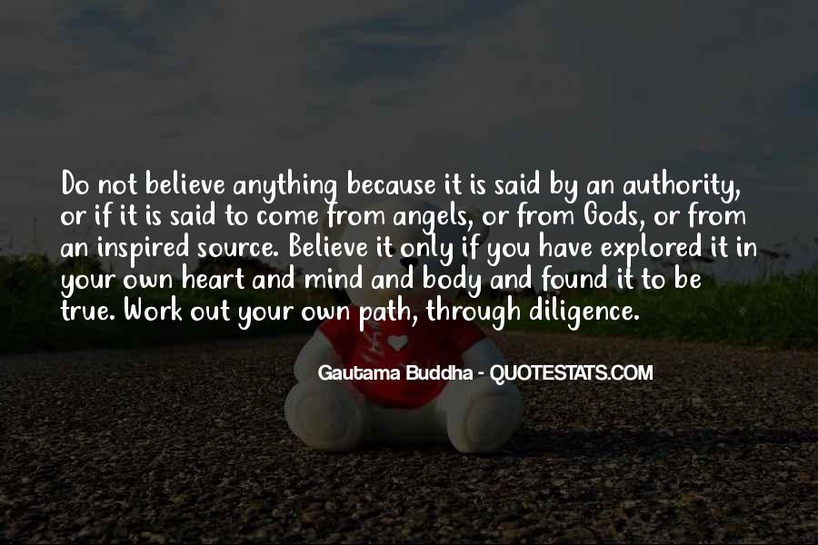 Believe In Your Heart Quotes #433184