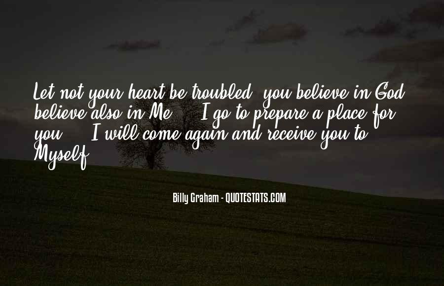 Believe In Your Heart Quotes #79680