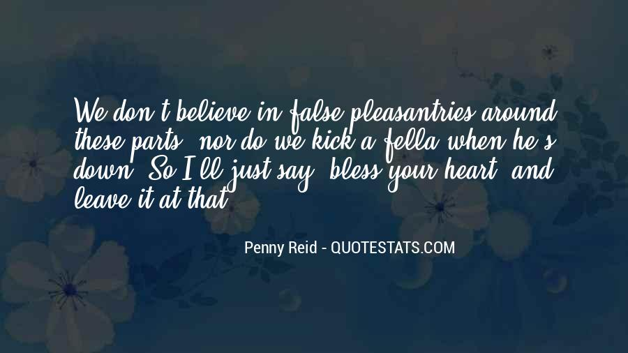 Believe In Your Heart Quotes #975116