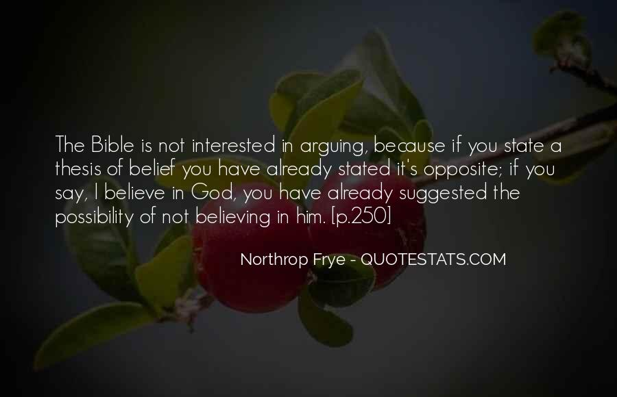 Believe In Yourself Bible Quotes #321507