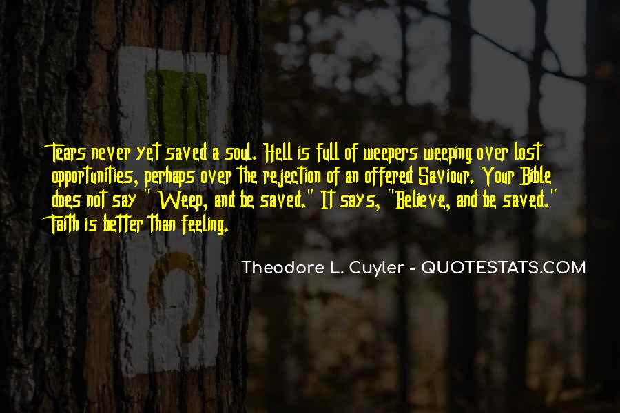Believe In Yourself Bible Quotes #60166