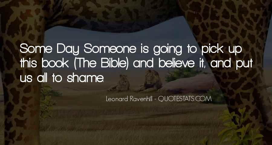 Believe In Yourself Bible Quotes #89063