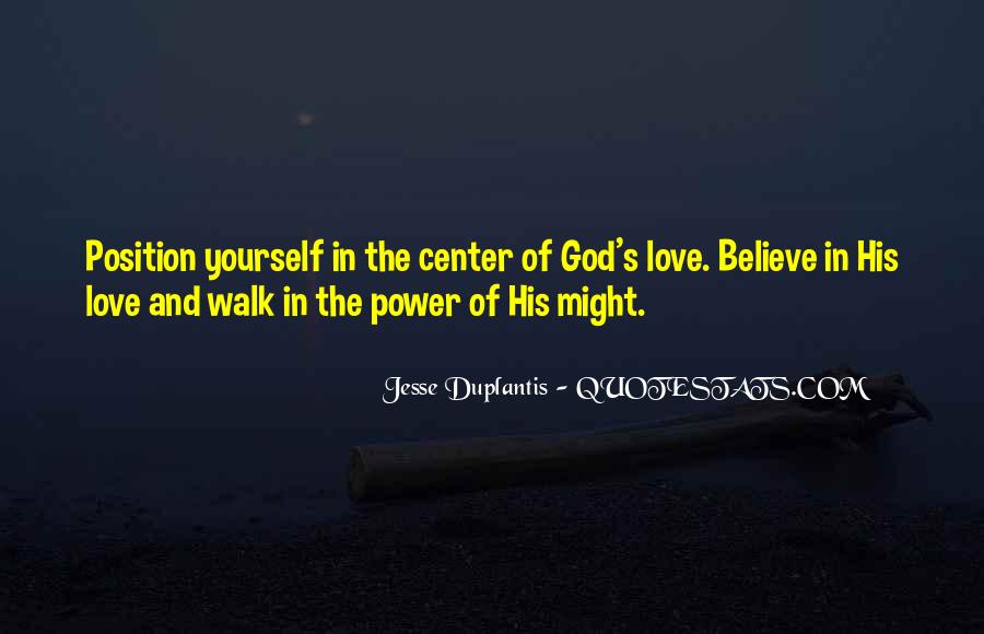 Believe In Yourself Love Quotes #1111054