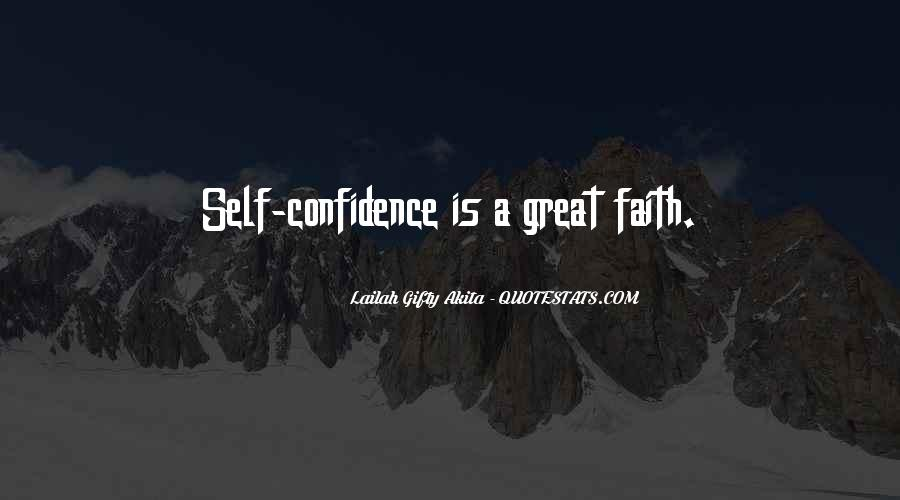 Believe In Yourself Love Quotes #206489