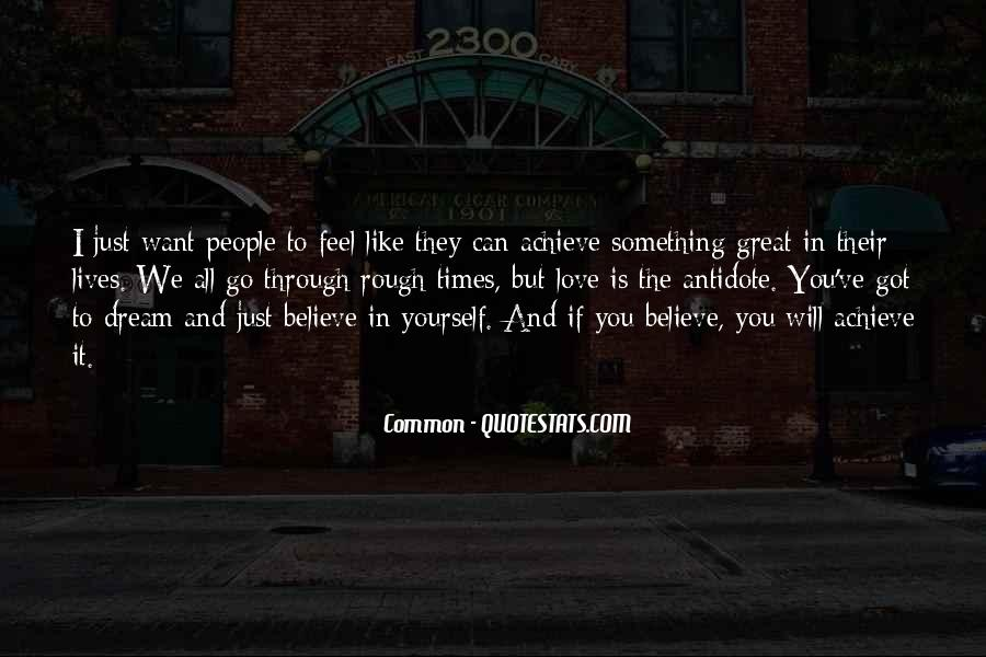 Believe In Yourself Love Quotes #418813