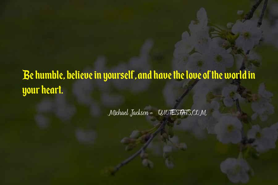 Believe In Yourself Love Quotes #561410