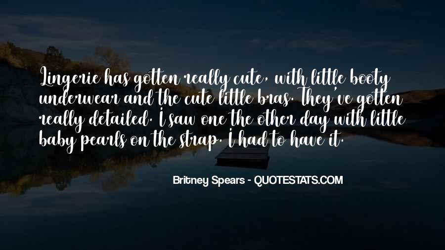 Believe Me Baby Quotes #22731