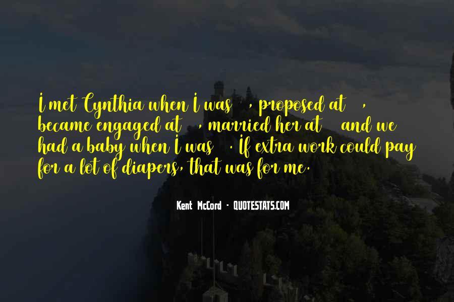 Believe Me Baby Quotes #24810