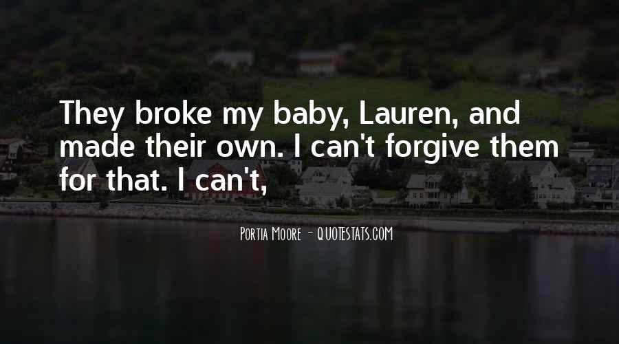 Believe Me Baby Quotes #25833