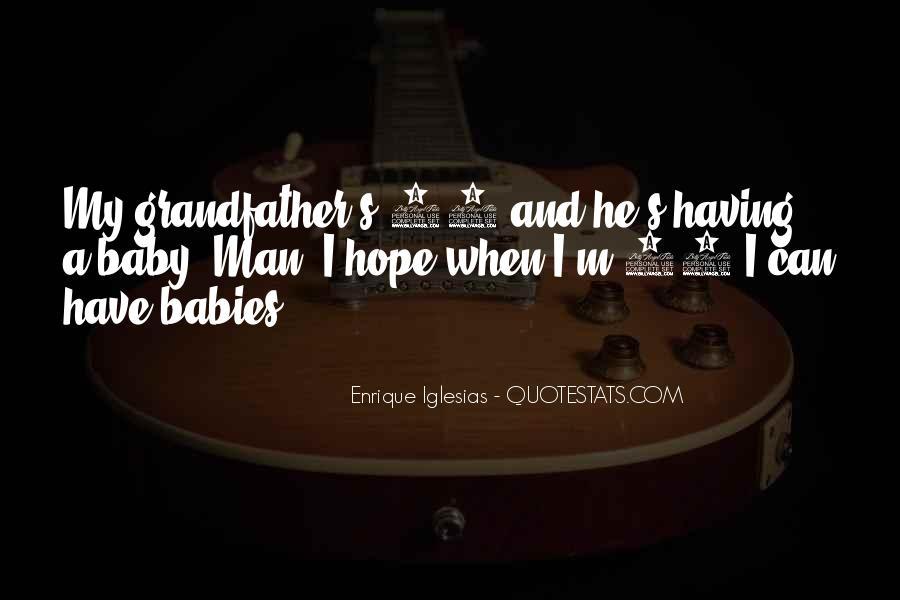 Believe Me Baby Quotes #25845