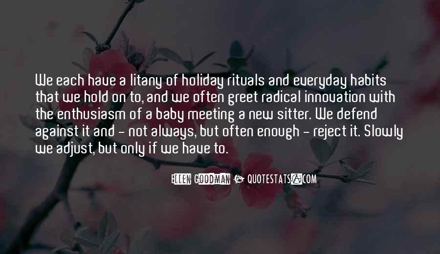 Believe Me Baby Quotes #34577