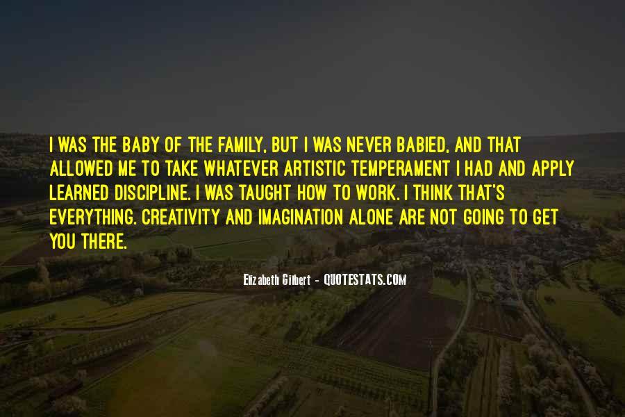 Believe Me Baby Quotes #35992
