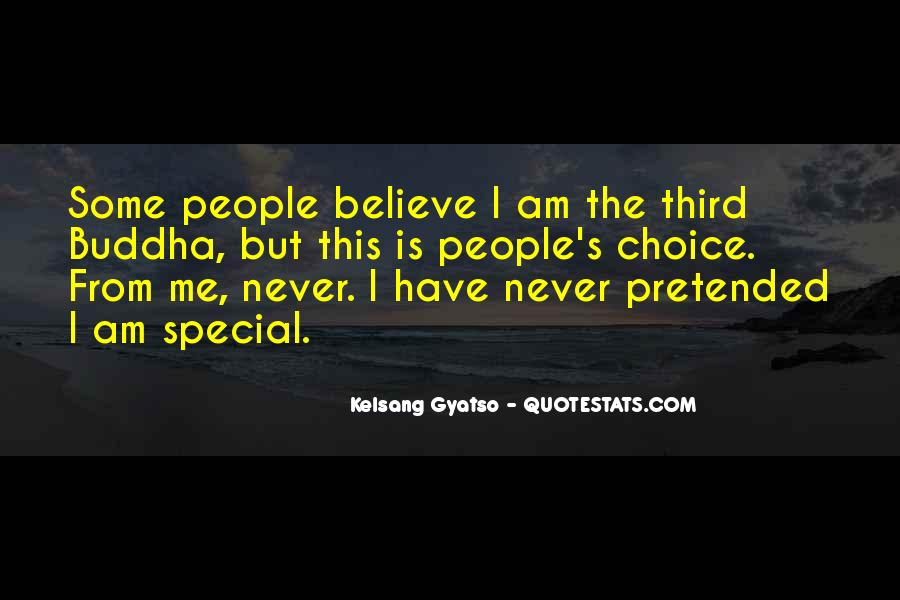 Believe Nothing Buddha Quotes #1351550