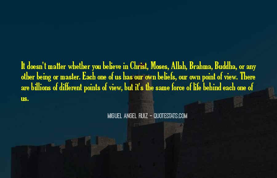 Believe Nothing Buddha Quotes #997756
