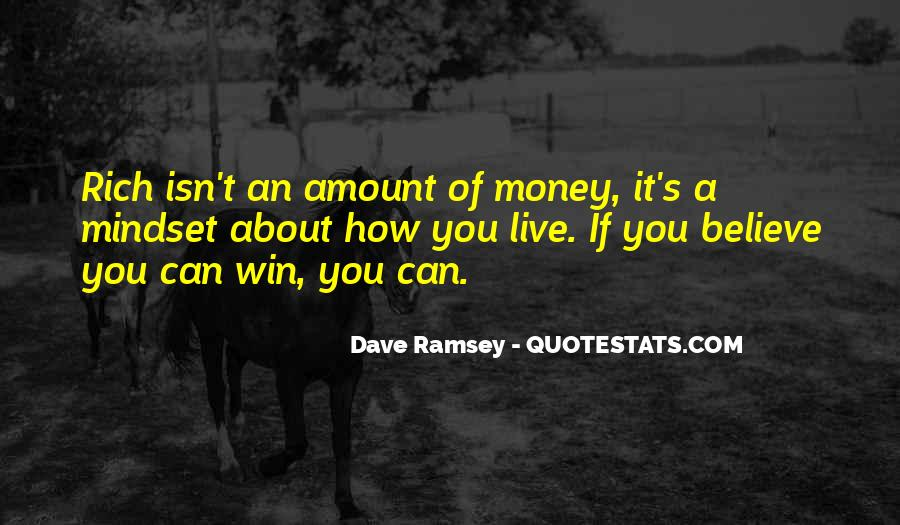 Believe You Can Win Quotes #1557842