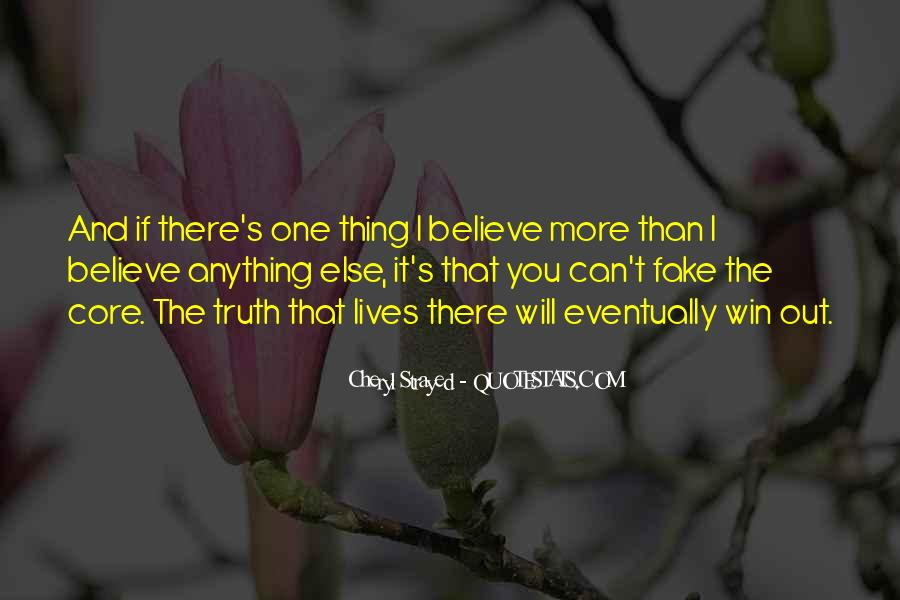 Believe You Can Win Quotes #1559512