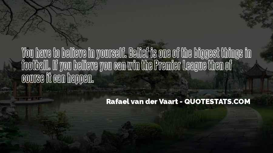 Believe You Can Win Quotes #1601335