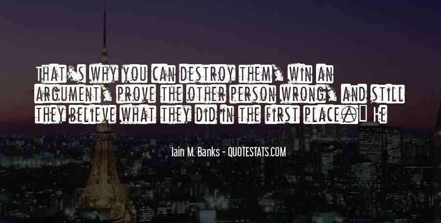 Believe You Can Win Quotes #439973