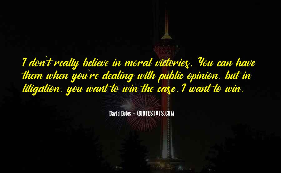 Believe You Can Win Quotes #542426