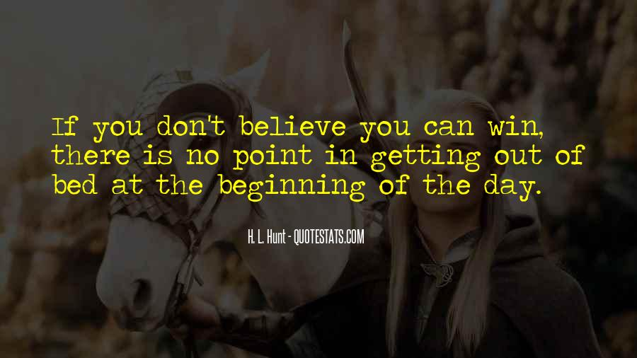 Believe You Can Win Quotes #668740