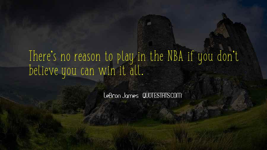 Believe You Can Win Quotes #943238