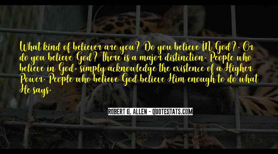Believer Quotes #104379