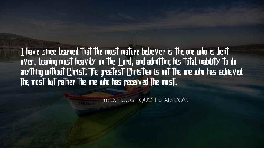 Believer Quotes #109660