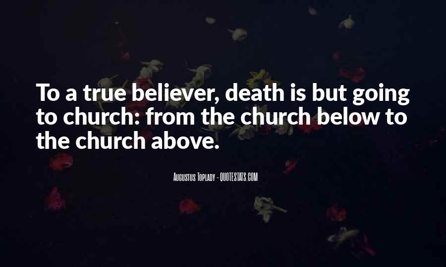 Believer Quotes #11294