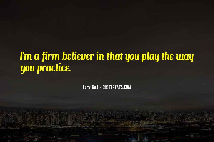 Believer Quotes #124647