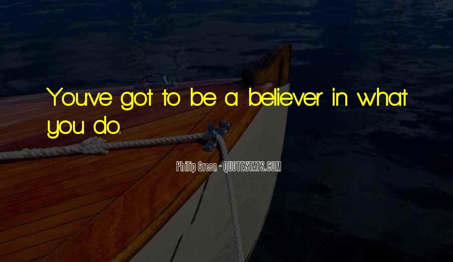 Believer Quotes #131217