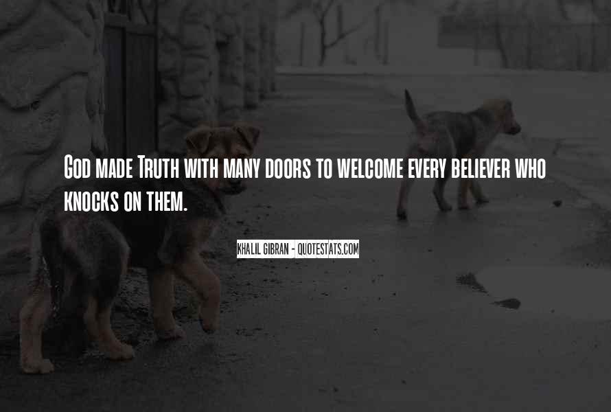 Believer Quotes #142842