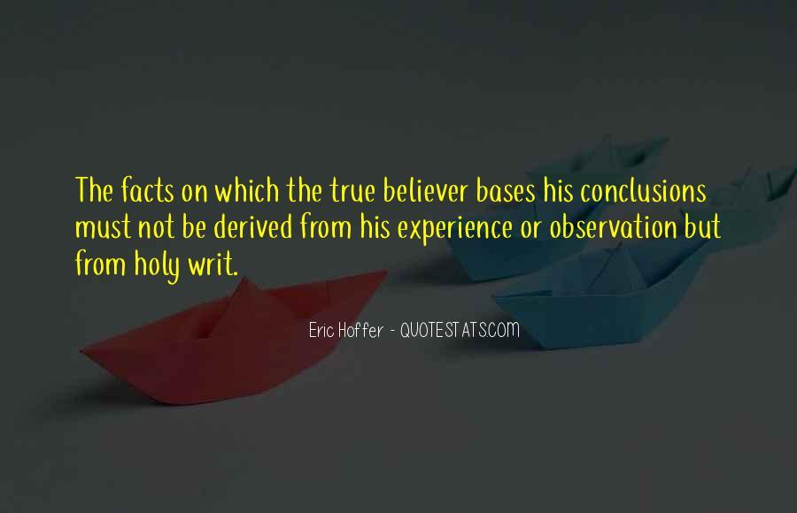 Believer Quotes #35423