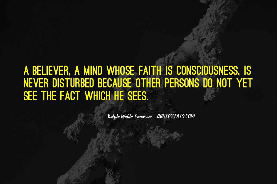 Believer Quotes #49625