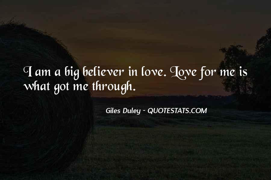 Believer Quotes #5018