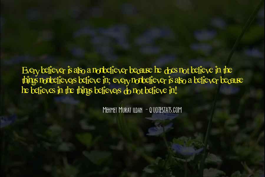 Believer Quotes #59713